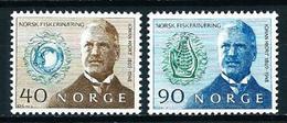 Noruega Nº 540/1 Nuevo - Noruega