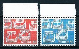 Noruega Nº 534/5 Nuevo - Noruega