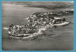 BRETAGNE - Vue Aérienne De L'Île TUDY - Carte Circulé 1963 - Ile Tudy