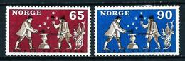 Noruega Nº 518/9 Nuevo - Noruega