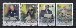 Gibraltar 2008 Europa Letter Writing  Y.T. 1281/1284 (0) - Gibraltar