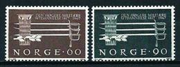 Noruega Nº 507/8 Nuevo - Noruega
