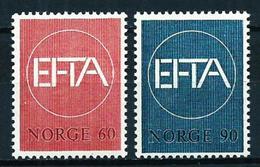 Noruega Nº 505/6 Nuevo - Noruega