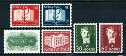 Noruega Nº 495/500 Nuevo - Noruega