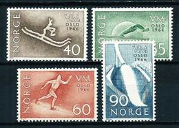 Noruega Nº 491/4 Nuevo - Noruega