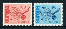 Noruega Nº 486/7 Nuevo - Noruega