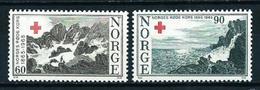 Noruega Nº 484/5 Nuevo - Noruega