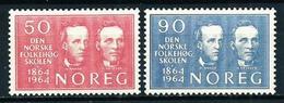 Noruega Nº 478/9 Nuevo - Noruega