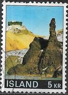 ICELAND 1970 Landscapes - 5k - Hattver FU - 1944-... Republique