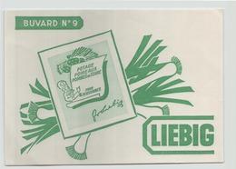 """Buvard """" Liebig """" ( 20 X 14.5 Cm ) - Potages & Sauces"""