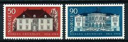Noruega Nº 473/4 Nuevo - Noruega