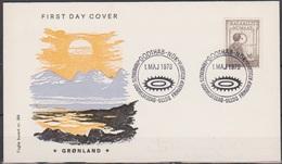 Grönland 1979 FDC Nr.115 Innere Autonomie ( D 6218) Günstige Versandkosten - FDC