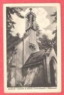 KURORT BADEN B. WIEN, Cholerakapelle I. Helenental. Austria - Altri