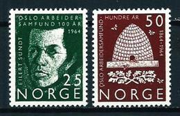 Noruega Nº 469/70 Nuevo - Noruega