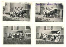 4 Photos Motos Terrot , Famille - Cars