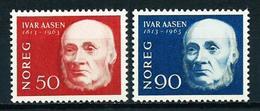 Noruega Nº 458/9 Nuevo - Noruega