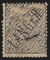 """France Sage N°69 Avec Publicité """"LANGER"""" Au Verso, Oblitéré - 1876-1878 Sage (Type I)"""