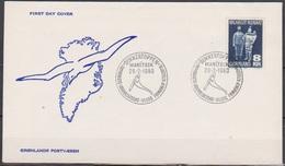 Grönland 1980 FDC Nr.119 Kunsthandwerk ( D 6214) Günstige Versandkosten - FDC