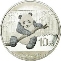 Monnaie, Chine, 10 Yüan, 2014, FDC, Argent - Chine