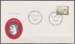 Grönland 1980 FDC Nr.125  100.Geb. Ejnar Mikkelsen ( D 6286) Günstige Versandkosten - FDC