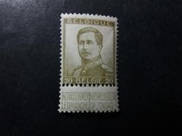 Belgique 1912-  Neufs N°119 * - Unused Stamps