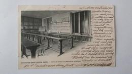 Cpa, INSTITUTION SAINT-JOSEPH, HAVRE. Salle De Dessin Et Cabinet De Physique. 1901 /n°86 - Le Havre