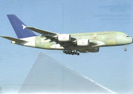 Emirates Airlines Dubai  A380 F-WWSN - 1946-....: Era Moderna