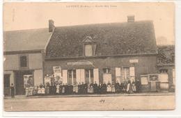 Luigny - Ecole Des Filles -  CPA° - France