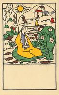 Wiener Werkstätte 157 Kokoschka, Oskar I - Künstlerkarten