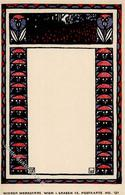 Wiener Werkstätte 121 Lebisch, Franz I- - Künstlerkarten