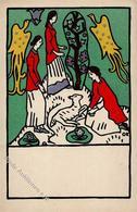 Wiener Werkstätte 147 Kokoschka, Oskar I - Künstlerkarten
