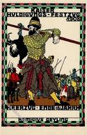 Wiener Werkstätte 167 Geyling, Remigius I- - Künstlerkarten