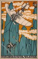 Wiener Werkstätte 343 II (etwas Runde Ecken) - Künstlerkarten