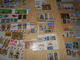 Japon Lot De 16 Lettres De Jolis Affranchissements - Japon