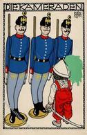 Wiener Werkstätte 500 Diveky, Josef I- - Künstlerkarten