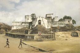 Ghana 1990s Fort St Sebastian Shama Viewcard - Ghana - Gold Coast