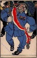 Wiener Werkstätte 507 Jung, Moriz I- - Künstlerkarten