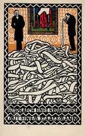 Wiener Werkstätte 52 Jung, Moriz I- - Künstlerkarten