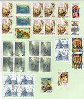 N. 31 Francobolli Usati Repubblica Italiana - 1991-00: Usati