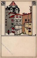 Wiener Werkstätte 632 Sika, Jutta I-II - Künstlerkarten