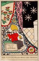Wiener Werkstätte 918 Löffler, Berthold I-II - Künstlerkarten
