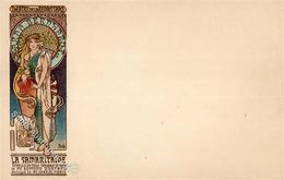 Mucha, Alfons Sarah Bernhardt Jugendstil I-II Art Nouveau - Mucha, Alphonse