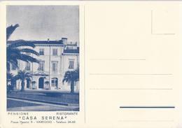 Viareggio - Pensione Ristorante Casa Serena - H5225 - Viareggio
