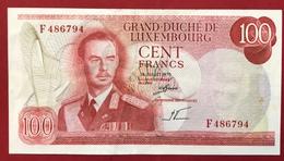 Luxembourg 100 Francs 1970 - UNC - Luxemburg