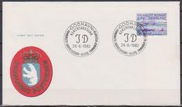 Grönland 1982 FDC Nr.136 Kunst ( D 4014) Günstige Versandkosten - FDC