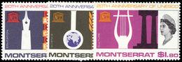 Montserrat 1966 UNESCO Unmounted Mint. - Montserrat