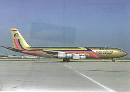Ecuatoriana De Aviacion B707-321C HC-BGP - 1946-....: Era Moderna