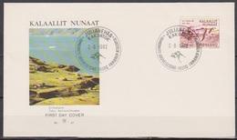 Grönland 1982 FDC Nr.137  1000.Jahrestag Der Besiedlung Grönlands Durch Europäer ( D 4017) Günstige Versandkosten - FDC