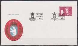 Grönland 1983 FDC Nr.141 Königin Margarethe II. ( D 4018) Günstige Versandkosten - FDC