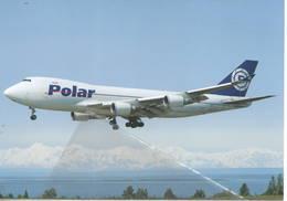 Polar Air Cargo B747-46NF N450PA - 1946-....: Era Moderna